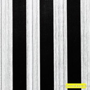 cizgili siyah duvar kagidi
