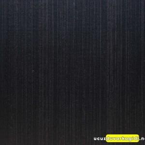 Düz Desenli Siyah Duvar Kağıdı